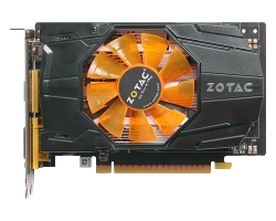 Card Zotac GTX 650