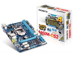 Mainboard Gigabyte GA-H61M-DS2 (rev. 3.0)